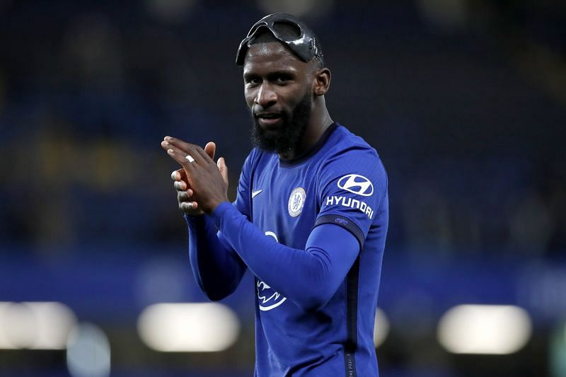 Antonio Rudiger has been a pivotal figure in Chelsea's squad this season