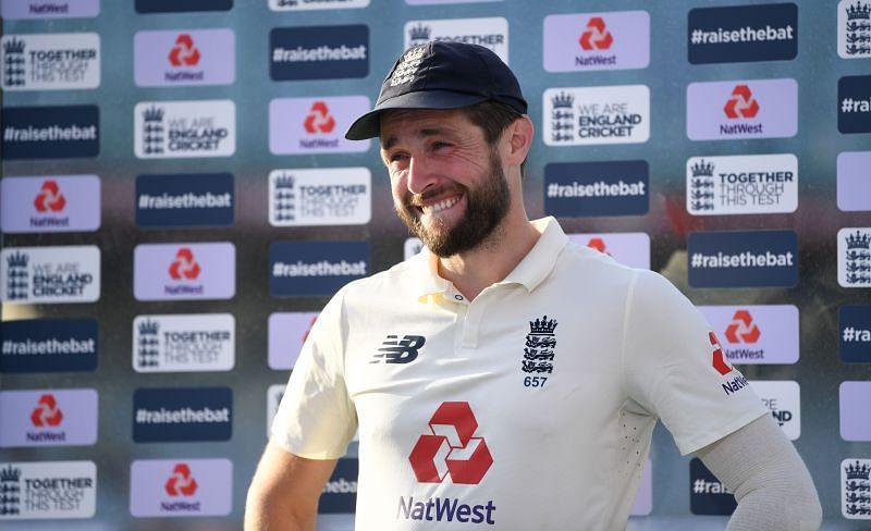क्रिस वोक्स काफी समय बार टेस्ट टीम में आए हैं
