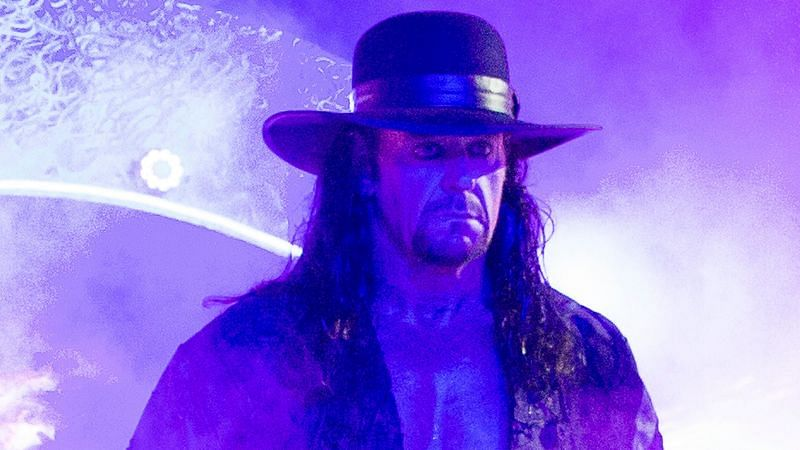The Undertaker was supposed to face Mordecai at WrestleMania.