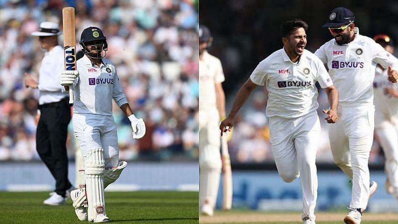 शार्दुल ठाकुर ने गेंद और बल्ले दोनों से बेहतरीन योगदान दिया