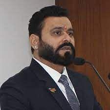 Swarnim Gujarat Sports University Vice Chancellor Dr Arjunsinh Rana