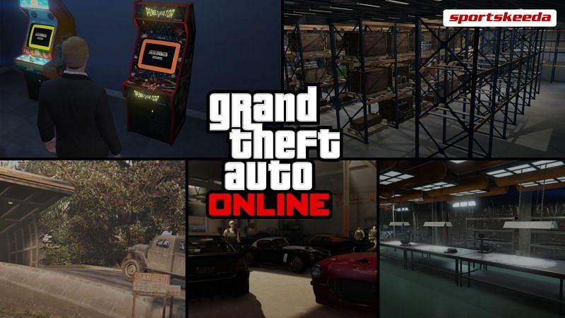 Top 5 best businesses to buy to mint money in GTA Online (Image via Sportskeeda)