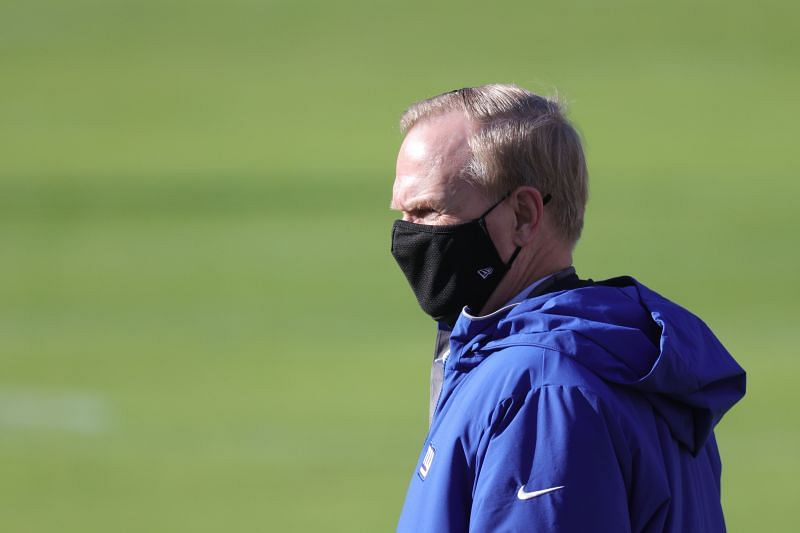 New York Giants owner John Mara was upset after the Giants latest loss