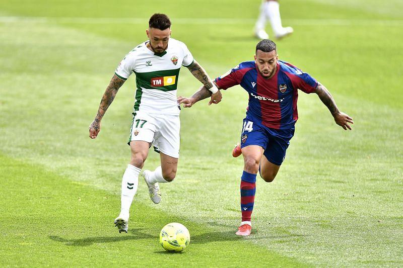 Elche vs Levante prediction, preview, team news and more