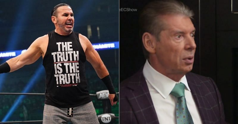 """Matt Hardy believes AEW is """"killing it"""" after the All Out pay-per-view"""