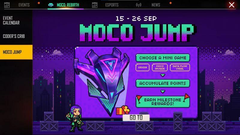 Moco Jump (Image via Free Fire)