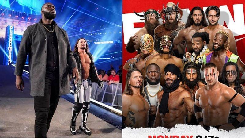 WWE Raw में इस हफ्ते टैग टीम टर्मोइल मैच का आयोजन होने जा रहा है