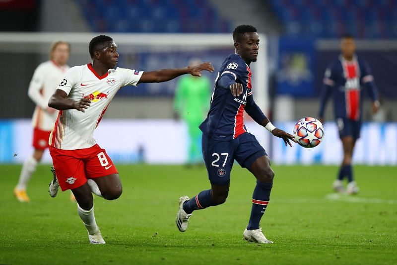 RB Leipzig v Paris Saint-Germain: Group H - UEFA Champions League