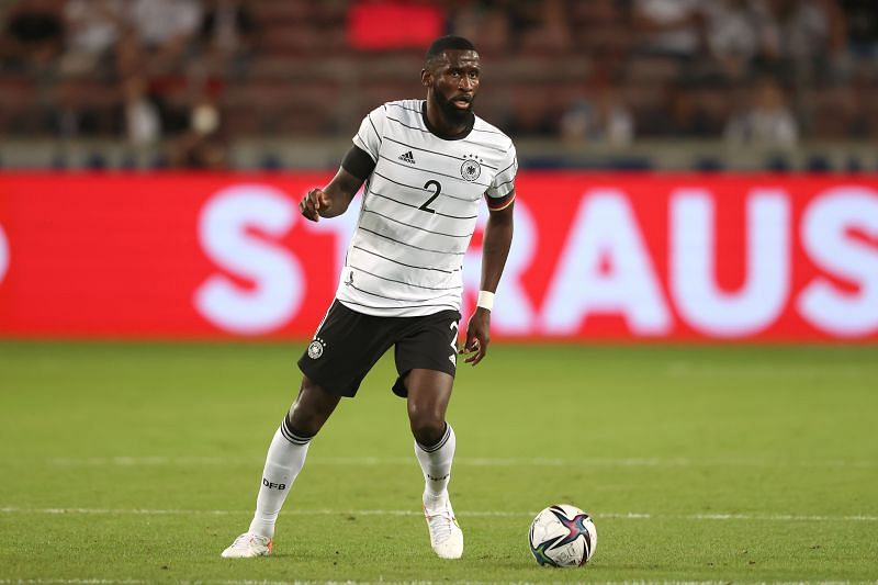 Chelsea could offload Antonio Rudiger in January.