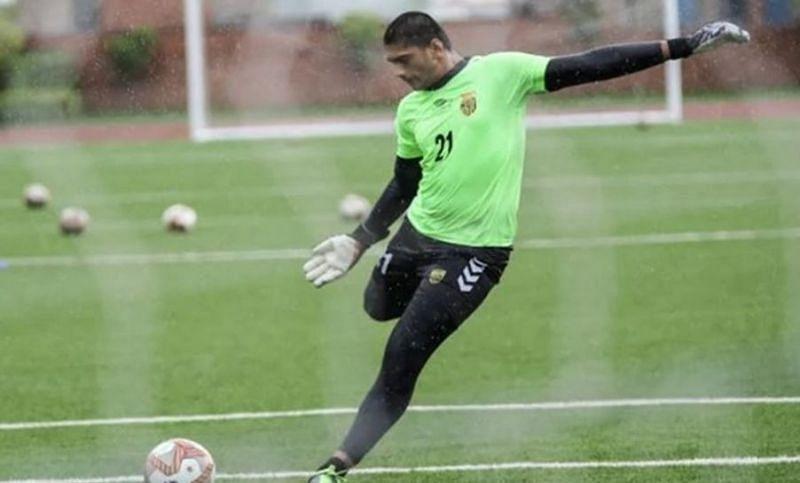 Hyderabad FC sign local product Abhinav Mulagada