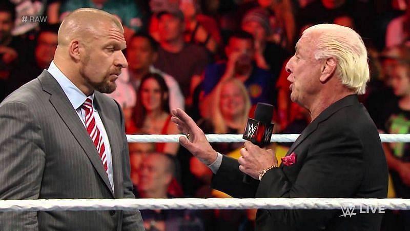 WWE दिग्गज रिक फ्लेयर ने कही बड़ी बात