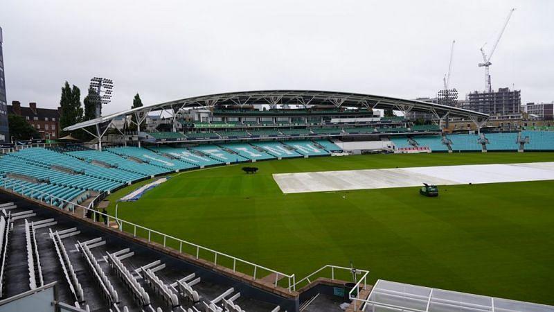 ओवल क्रिकेट ग्राउंड (Photo - BCCI)