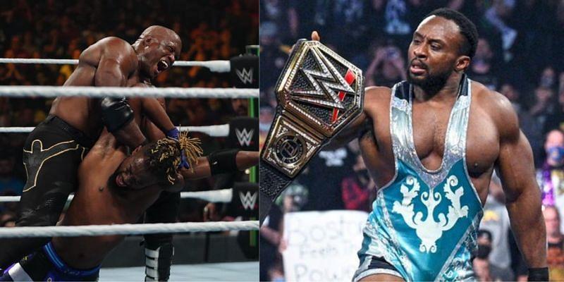 WWE Raw में बिग ई नए चैंपियन बन गए
