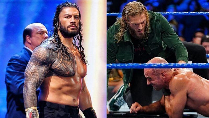 WWE SmackDown में हुआ यूनिवर्सल चैंपियनशिप के लिए जबरदस्त मुकाबला