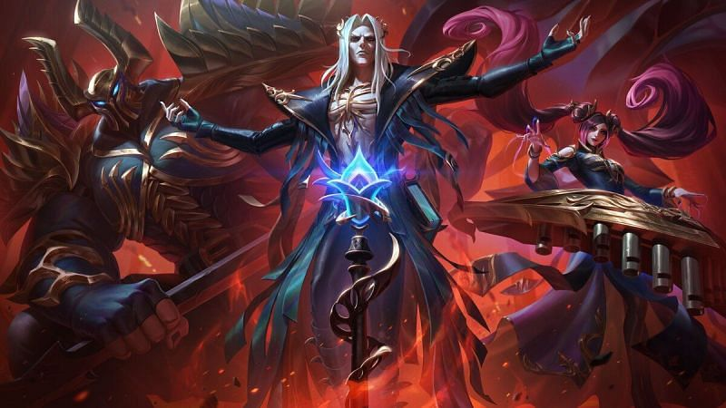 League of Legends patch 11.18 brings new Pentakill Skins (Image via Riot Games)