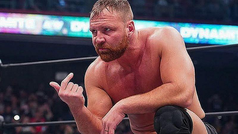 AEW Dynamite में इस हफ्ते जॉन मोक्सली के बड़े मैच का ऐलान