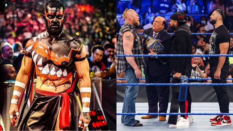WWE SmackDown में इस हफ्ते ब्रॉक लैसनर और डीमन किंग की वापसी देखने को मिली थी