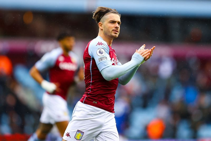 Grealish was one of the most wanted football players this summer
