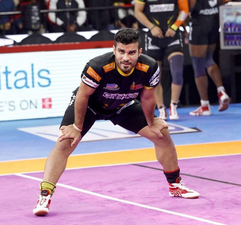 Abozar Mighani was a part of the Telugu Titans' defensive set up in the last two seasons.