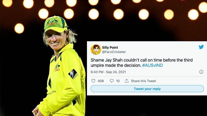 Beth Mooney masterminded Australia's win over India.