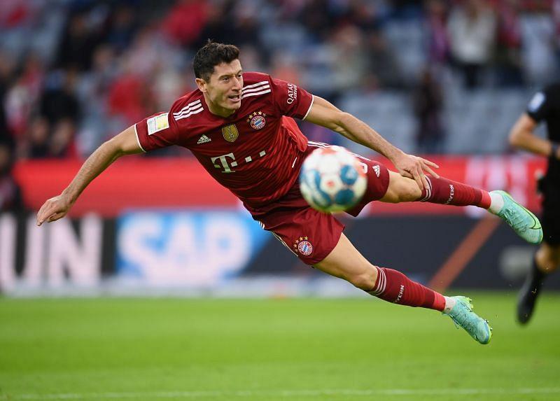 Bayern Munich play RB Leipzig on Saturday