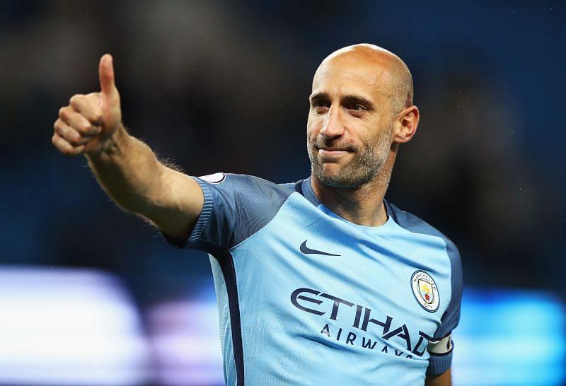 The former Manchester City defender has 303 Premier League appearances under his belt