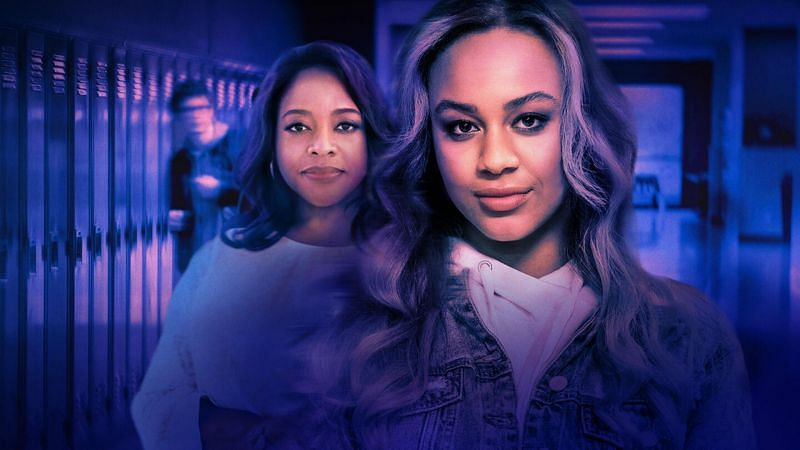 """Sherri Shepherd and Nia Sioux star in """"Imperfect High"""" (Image via Lifetime)"""