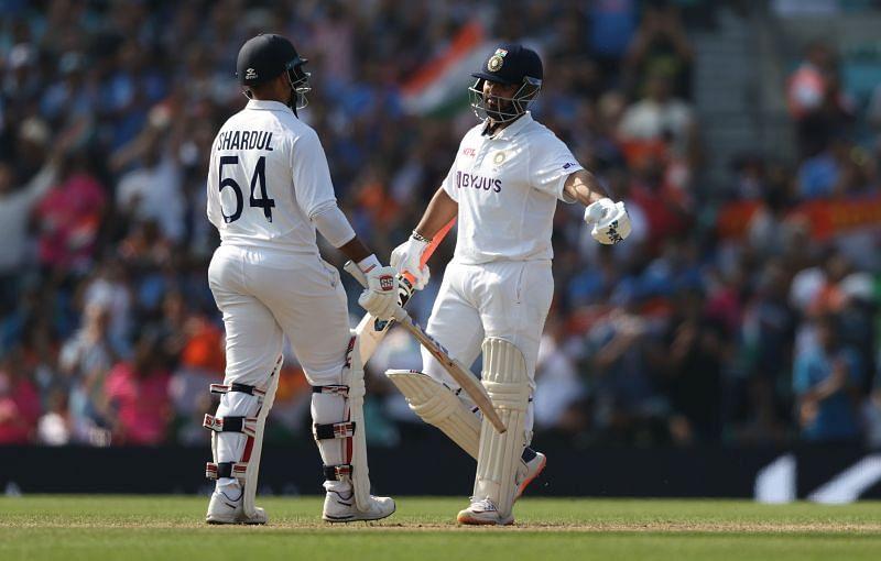 England v India - Fourth LV= Insurance Test Match: Day Four