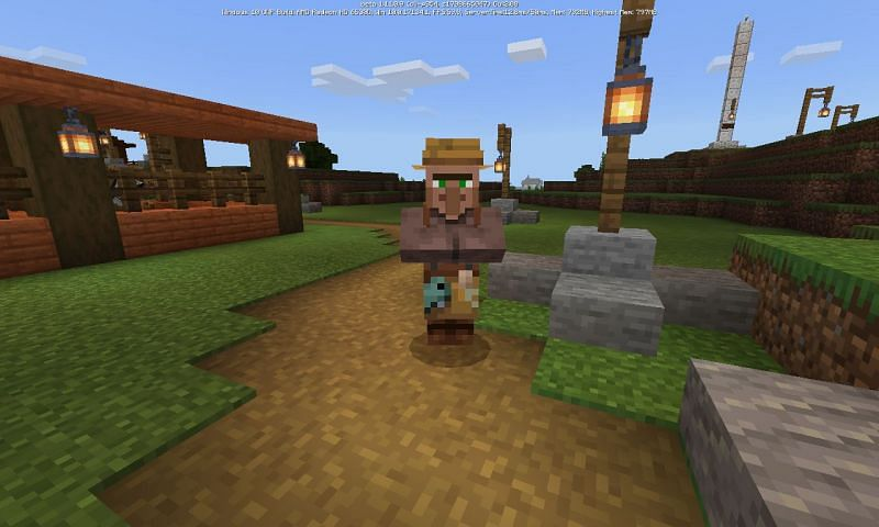 Fisherman (Image via Minecraft)
