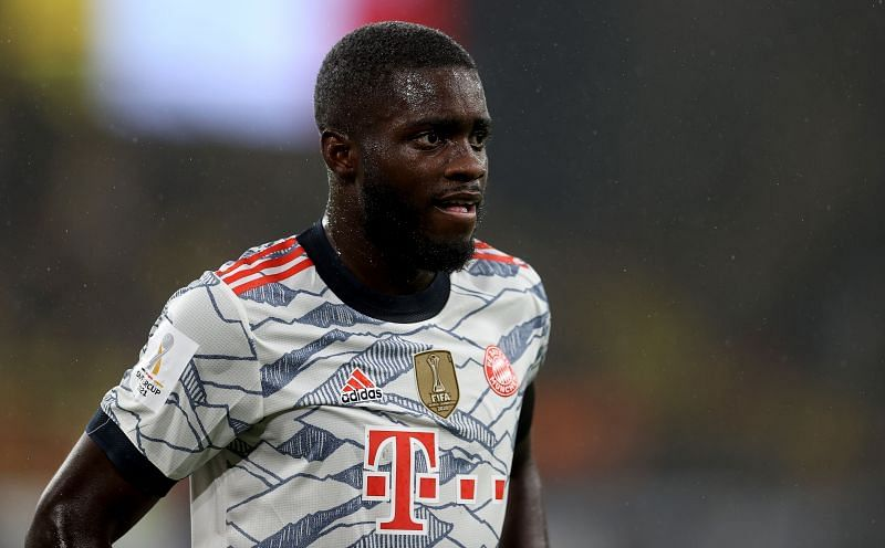 Bayern Munich centre-back Dayot Upamecano was one of the top performers against Barcelona