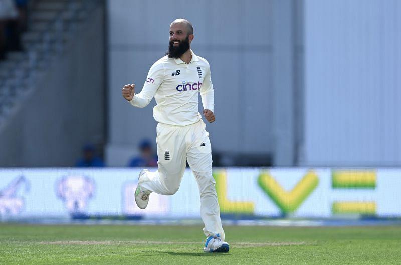 England v India - Third LV= Insurance Test Match: Day Four