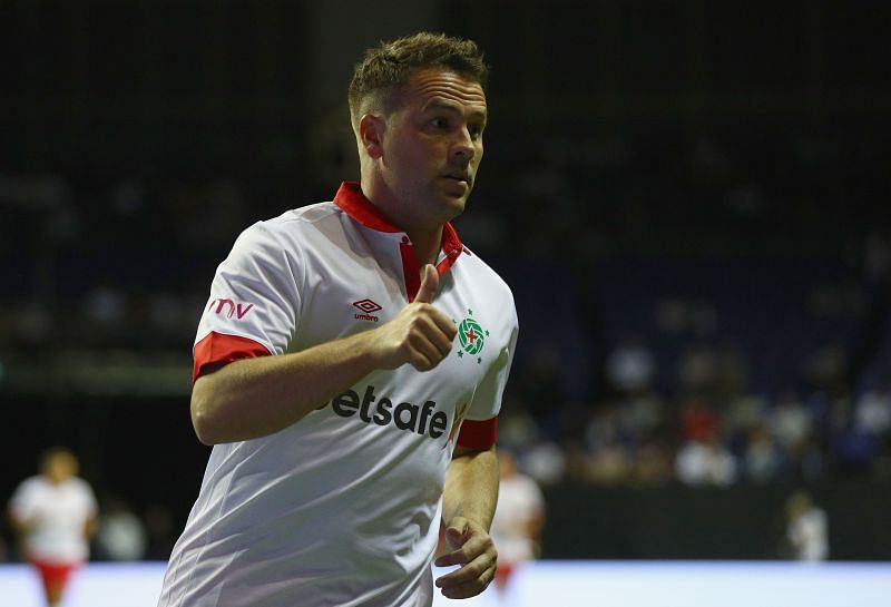 Michael Owen enjoyed an excellent spell with Liverpool