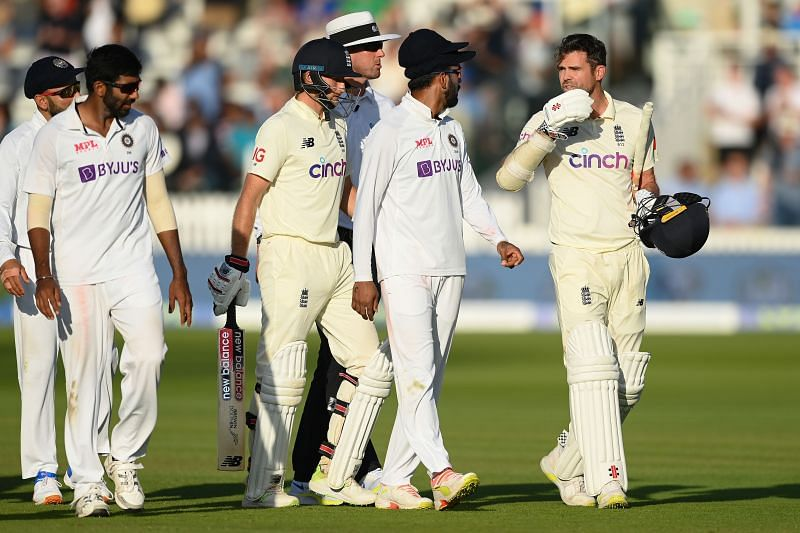 England v India - Second LV= Insurance Test Match: Day Three. (Source: Getty Images)