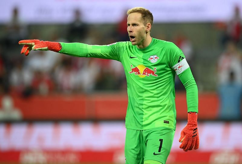 Peter Gulacsi has been a solid custodian for Leipzig.