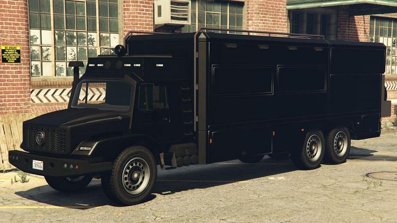 Le Terrorbyte (Image via Rockstar Games)