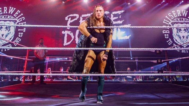 Pete Dunne is sticking with WWE for many years to come.