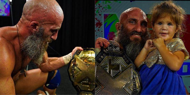 WWE NXT का एपिसोड धमाकेदार रहा