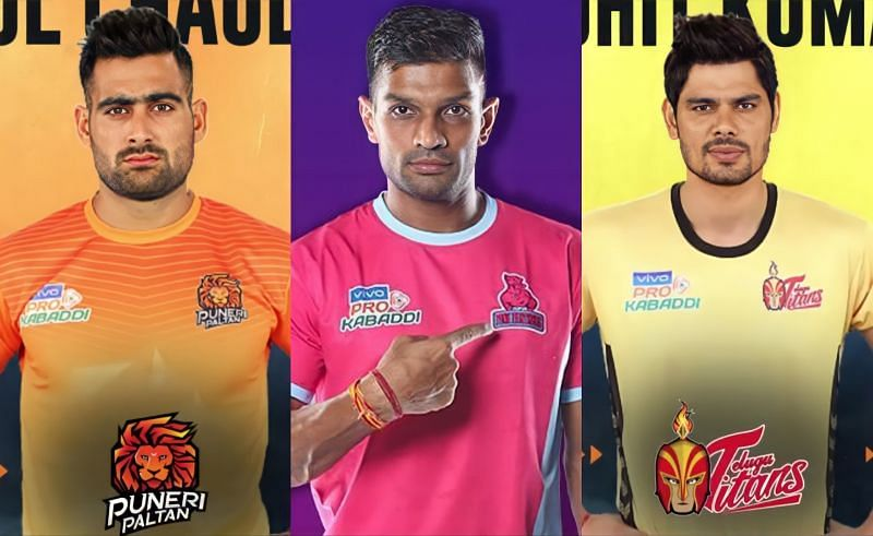 Some star players were sold at a low price in PKL Auction 2021.