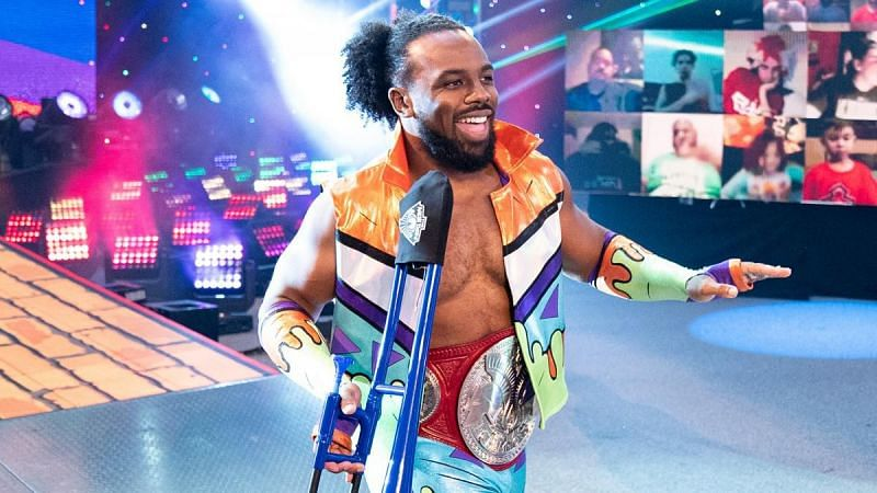 Xavier Woods was recently spotted with Lance Archer of AEW