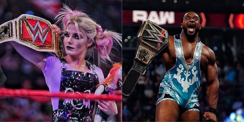 WWE Raw में बिग ई और एलेक्सा ब्लिस चर्चा का विषय रहे