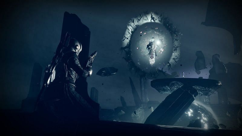 The Corrupted Nightfall strike (Image via Bungie)