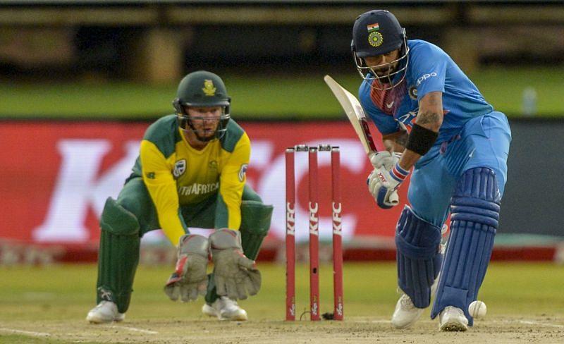 भारतीय टीम तीन टेस्ट मैचों के अलावा 3 एकदिवसीय और 4 टी20 मुकाबलों में भी शिरकत करेगी