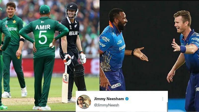 जिमी नीशम पाकिस्तान दौरे पर नहीं जाएंगे और आईपीएल में खेलेंगे