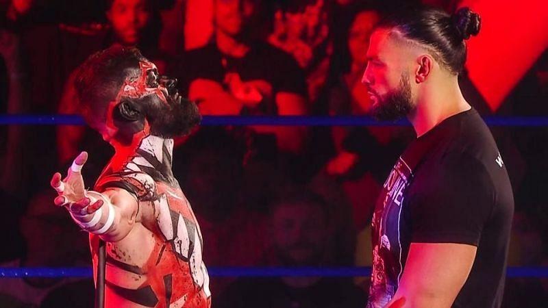 WWE सुपरस्टार फिन बैलर का नया अंदाज