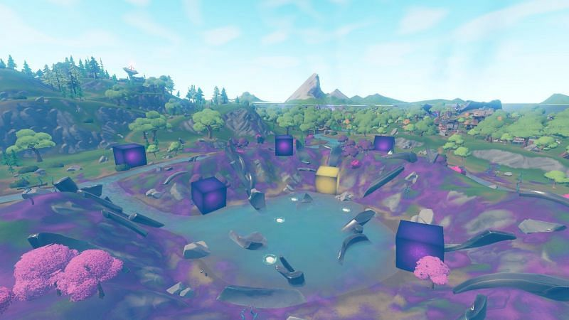Fortnite Golden Cube mini live event (September 19): The awakening event timings, where to watch, and more