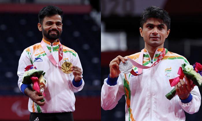 Tokyo Paralympics - भारत की तरफ से आखिरी दिन कृष्णा नागर ने स्वर्ण और सुहास एल वाई ने रजत जीता