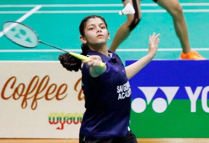 Samiya Imad Farooqui beat Kateřina Mikelova of Czech Republic 21-10, 21-13 in the quarters