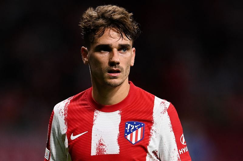 Griezmann recently made his second debut for Atletico