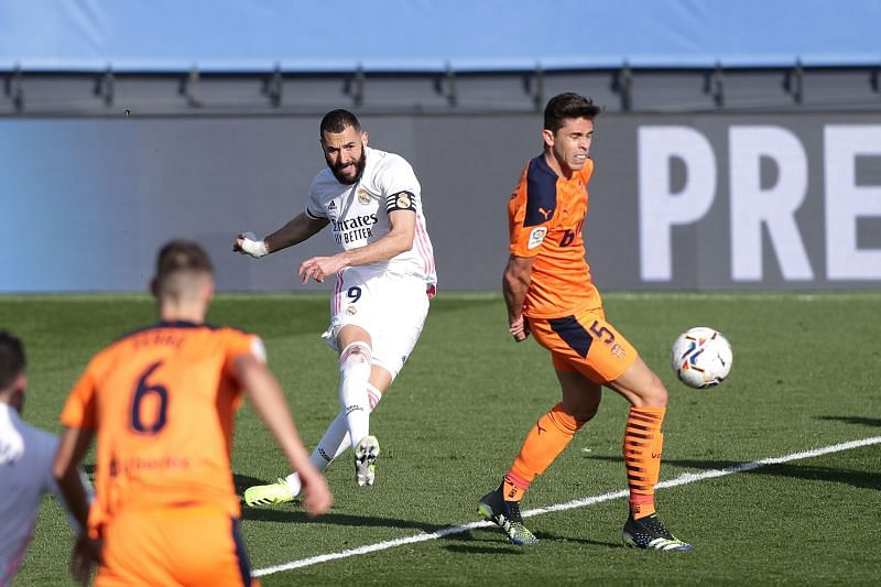Real Madrid take on Valencia this weekend