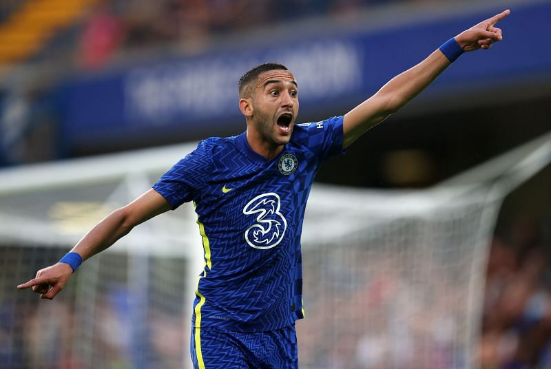 Chelsea signed Hakim Ziyech from Ajax in 2020